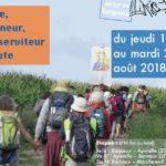 Pèlerinage à pied Banneux-Beauraing